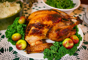 Buttermilk-Marinated Turkey
