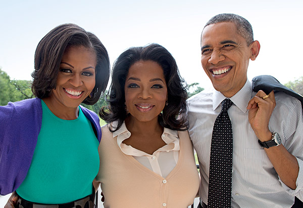 Barack and Michelle Obama's interview with Oprah Winfrey