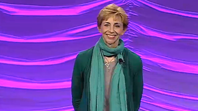 Martha Beck at O You 2012 Video