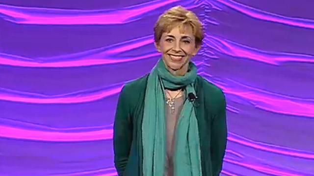 Martha Beck at O You 2012 Video