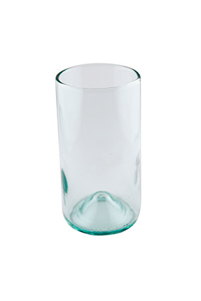 Wine punt glass