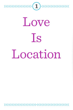 love is location
