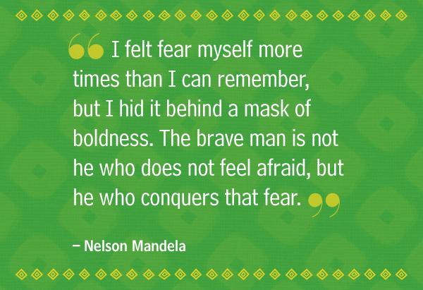 Nelson Mandella quote
