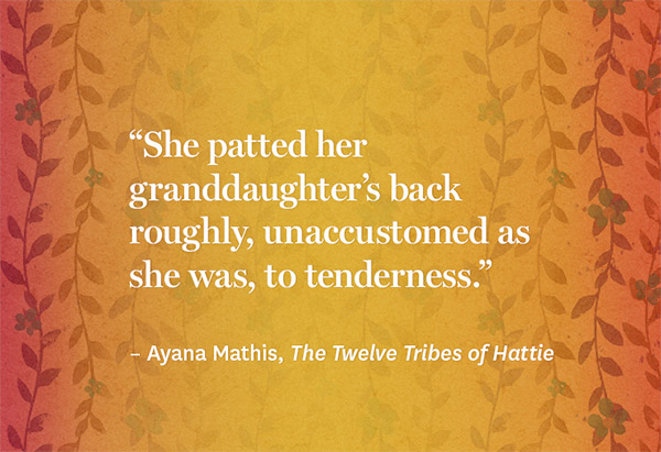 12 tribes of hattie