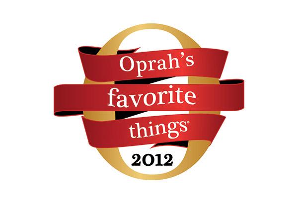 Oprah's Favorite Things 2012 logo