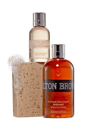 molton brown men's set
