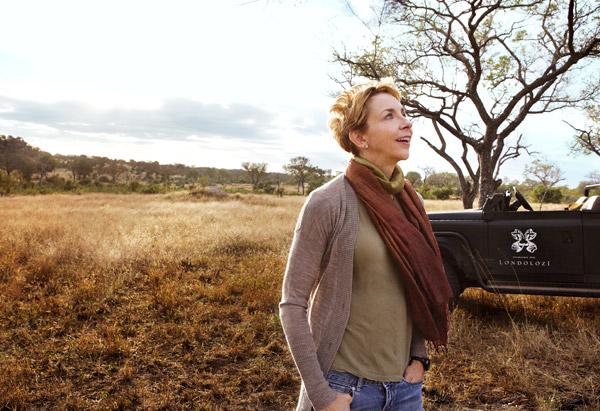 Martha Beck in Africa