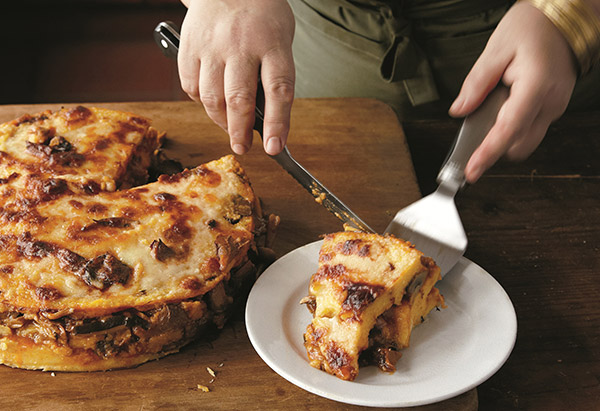 Meals that freeze well lidia bastianich lidia 39 s favorite recipes - Baked polenta cheese recipes ...