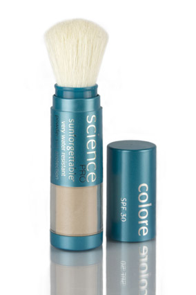 Colorescience Sunforgettable Mineral Powder Brush SPF 30