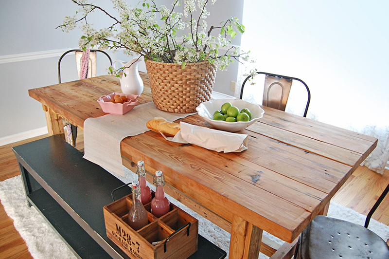 build your own outdoor wood table | Fabulous Woodworking Projects