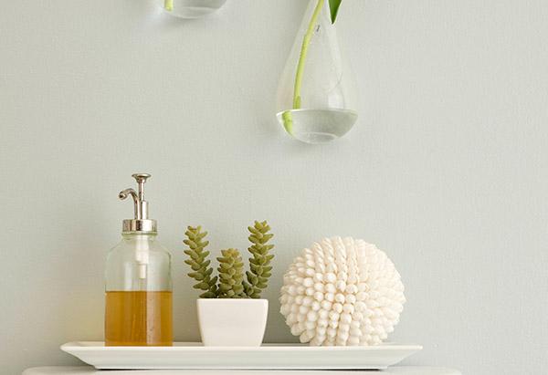 vases over toilet