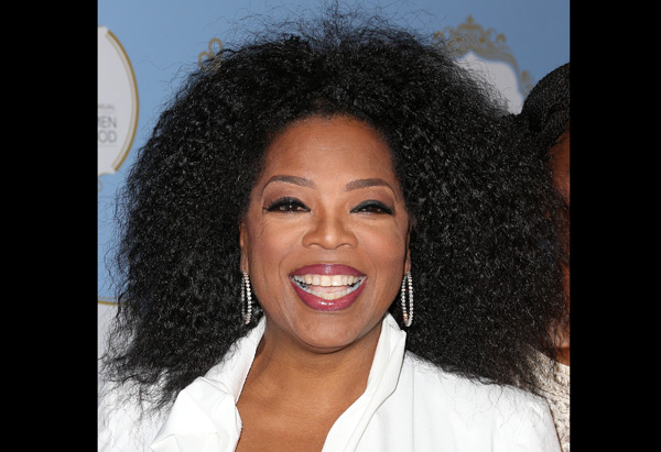 Oprah Winfrey at the 6th Annual Essence Black Women in Hollywood Luncheon