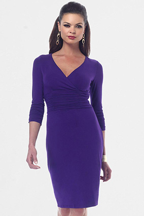 Purple Nue by Shani dress