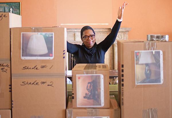 Oprah Winfrey's home makeover