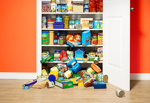 Organize Your Kitchen - Pare Down Your Pantry - Oprah.com