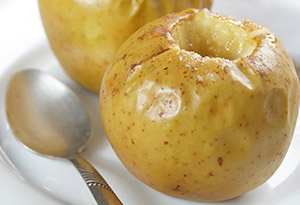 """""""Baked"""" Apples"""