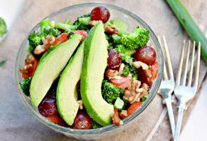 Broccoli Antioxidant Salad