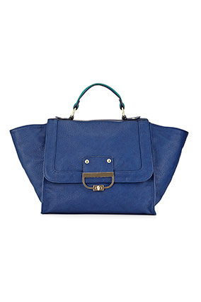 royal blue bag