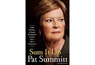 Sum It Up by Pat Summitt