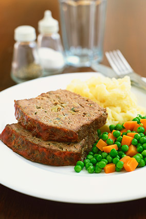 Meatloaf with Ricotta