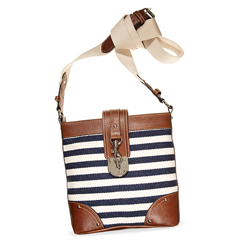 Nautical Summer Bag