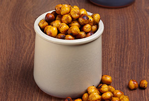 Smoky Paprika-Baked Garbanzo Beans