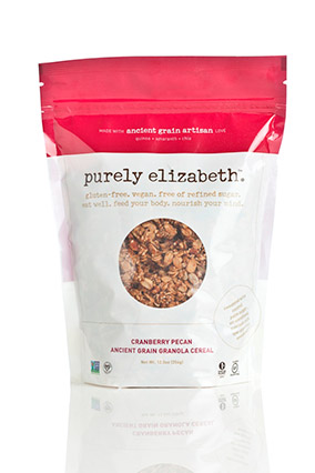 Purely Elizabeth Ancient Grain Granola Cereals