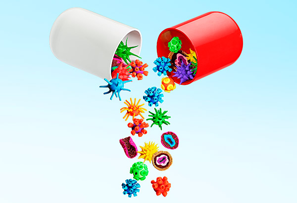 bacteria health benefits