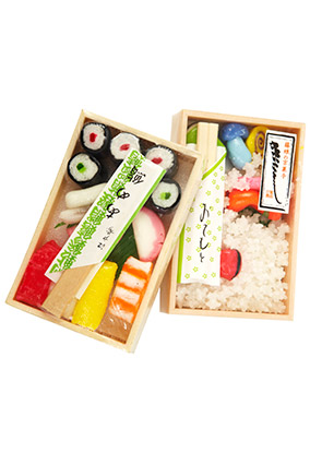 Sushi candies