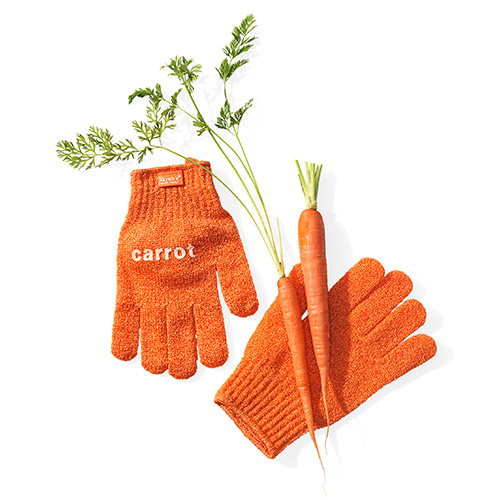 Vegetable gloves