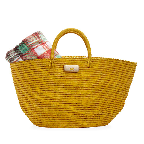 Mar Y Sol Market Tote Bag