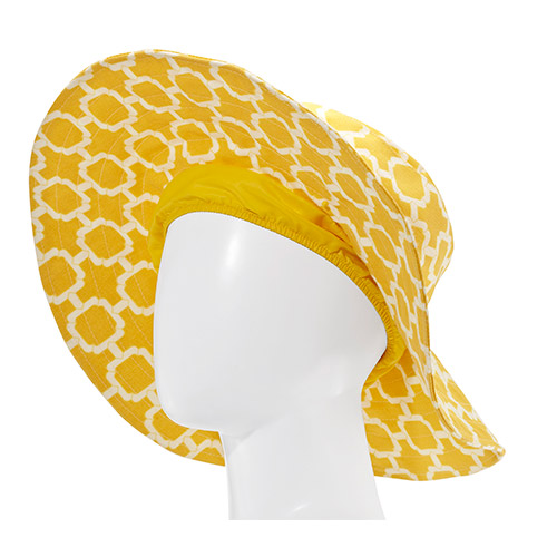 Water-Resistant Beach Hat