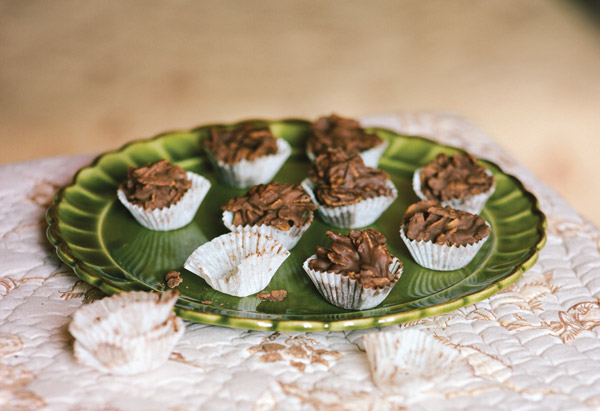 Roses des Sables (Chocolate Cornflake Treats)
