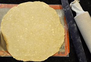 Food Processor Piecrust Pastry