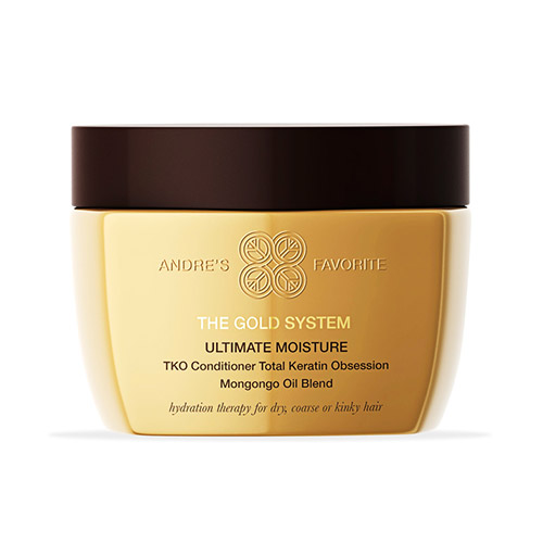 Andrew Walker Hair The Gold System Ultimate Moisture TKO Conditioner