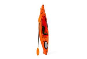 Sleek Kayak