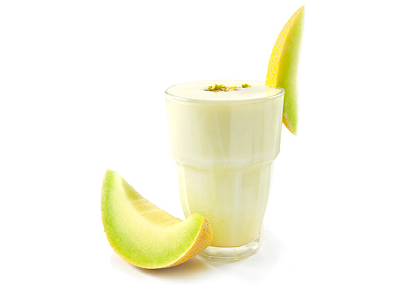Vanilla-Melon Smoothie