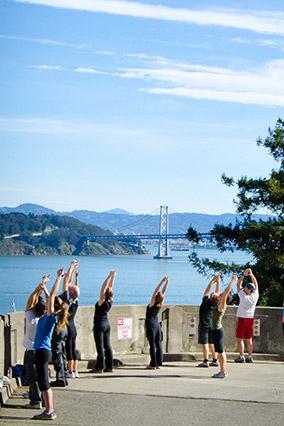 outdoor exerciess
