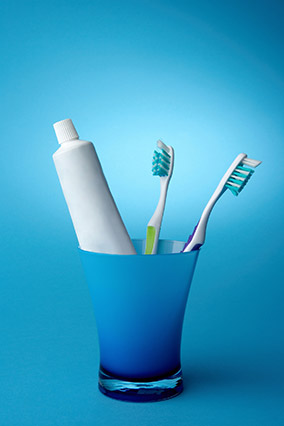 Plain toothpaste