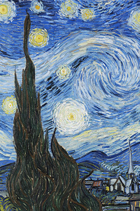 MoMA's Starry Night