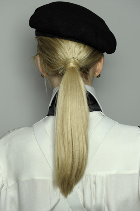 Ralph Lauren ponytail