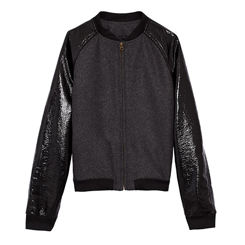 Iris & Ink Bomber Jacket