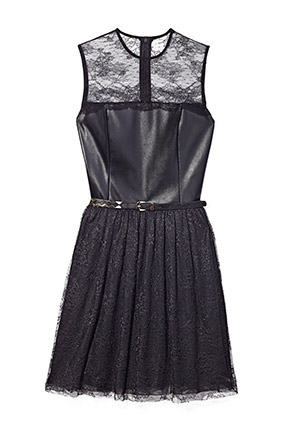 Rocker glam dress