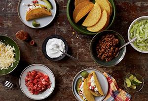 Turkey-Taco Night
