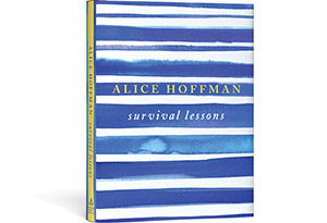 book cover of Alice Hoffman's Survival Lessons