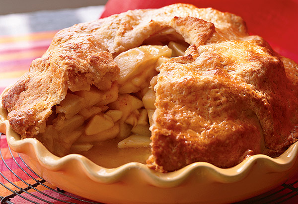 Mile-High Apple Pie