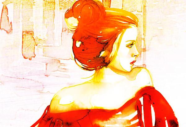 Nancy of Oliver Twist