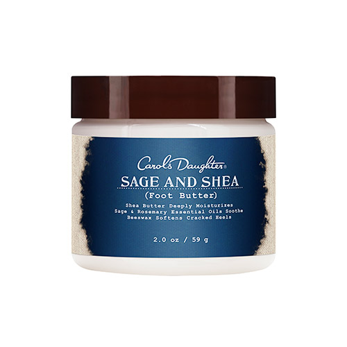 Carol's Daughter Sage and Shea Foot Butter