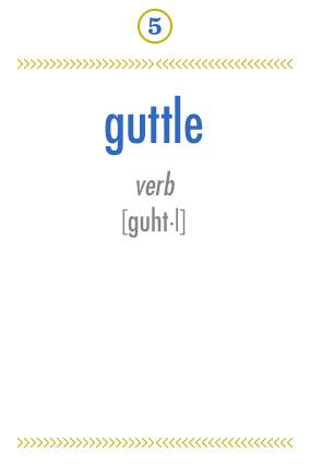 Guttle