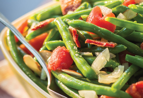 Blake's Green Beans